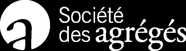 Logo société des agrégés