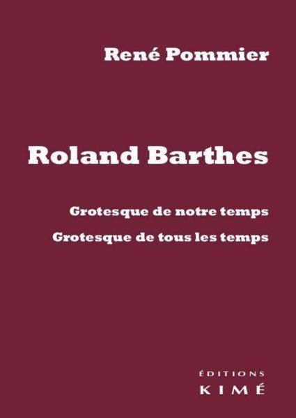 Roland Barthes – René Pommier
