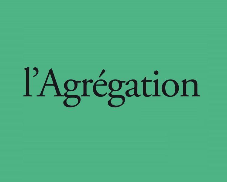 L'agrégation : un siècle de bulletin