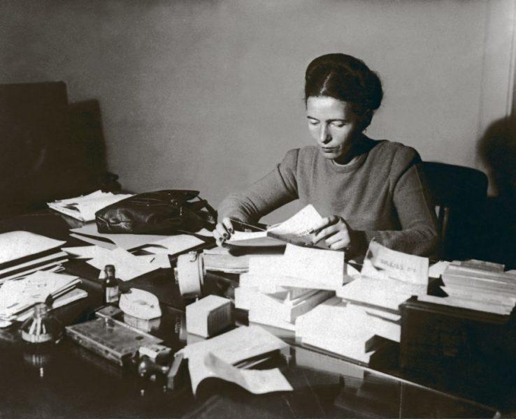 Simone de Beauvoir au programme de l'agrégation