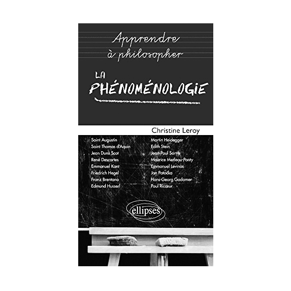 La Phénoménologie – Christine Leroy