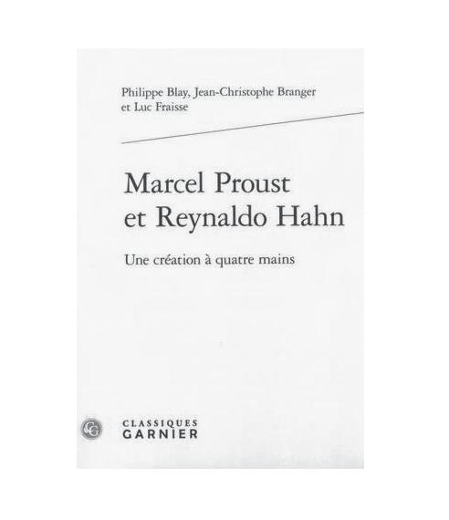 Marcel Proust et Reynaldo Hahn – Collectif
